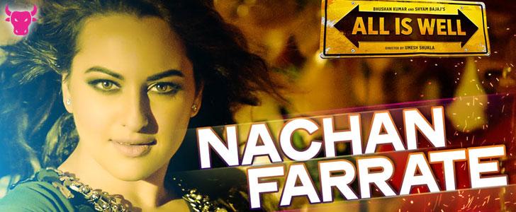 Main Nachan Farrate Maar Ke lyrics - All Is Well