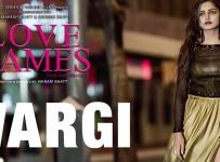 Awargi Lyrics from Love Games