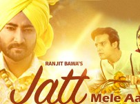 Jatt Mele Aa Gya Lyrics by Ranjit Bawa