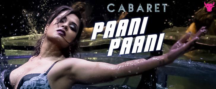 Paani Paani from Cabaret