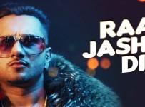 Raat Jashan Di Lyrics from Zorawar by Honey Singh