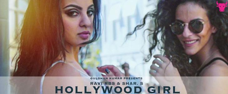 Hollywood Girl lyrics by Shar S ft Ravi RBS