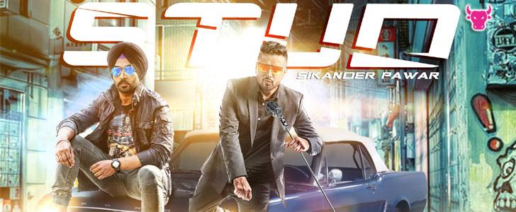 Stud lyrics by Sikander Pawar & Money Aujla