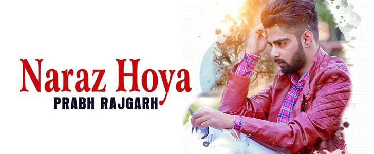 Naraz Hoya lyrics by Prabh Rajgarh