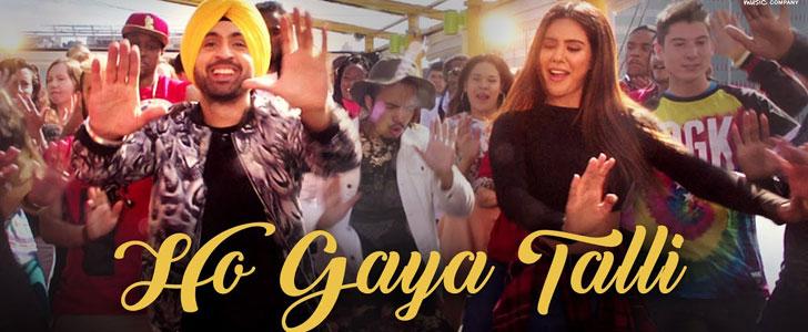 Ho Gaya Talli lyrics by Diljit Dosanjh