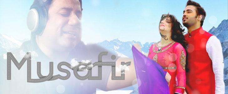 Musafir lyrics by Arslan Syed