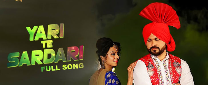 Yari Te Sardari lyrics by Jasprit Monu