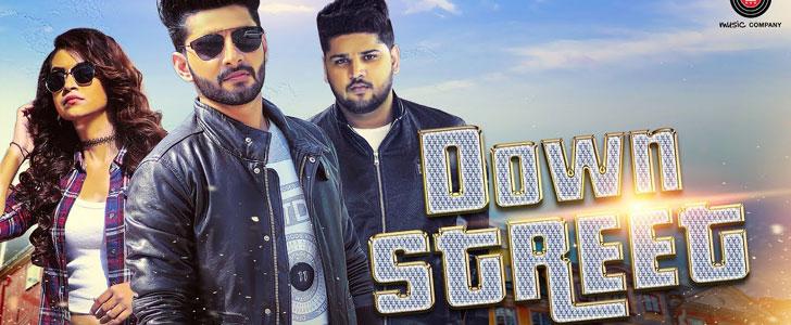 Downstreet Lyrics by Akshay & Itihas