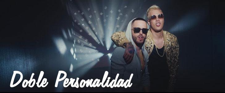 Doble Personalidad lyrics by Noriel