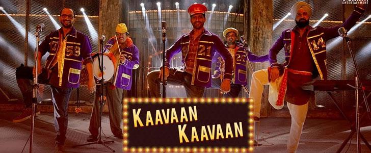 Kaavaan Kaavaan lyrics from Lucknow Central