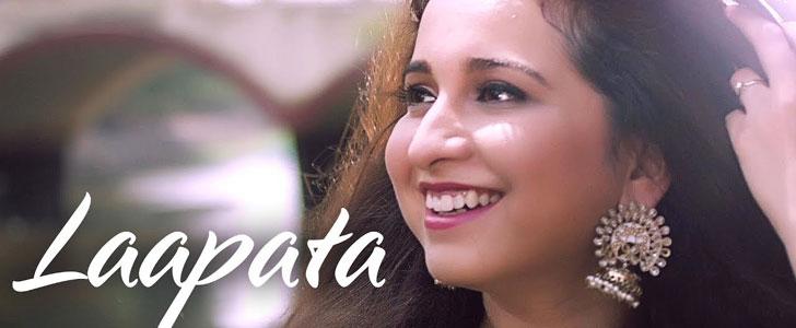 Laapata lyrics by Abhishek Chapke