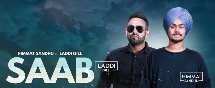 Saab lyrics by Himmat Sandhu