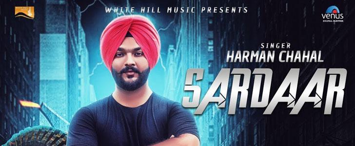Sardaar lyrics by Harman Chahal