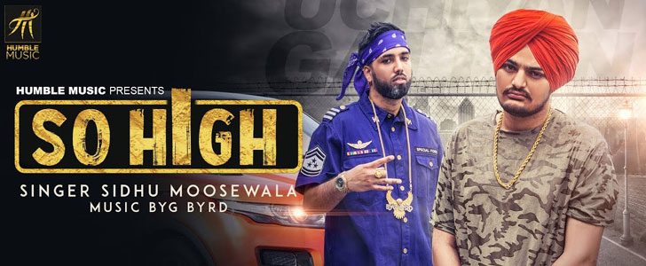 So High lyrics by Sidhu Moose Wala