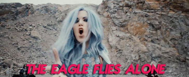 The Eagle Flies Alone lyrics by Arch Enemy