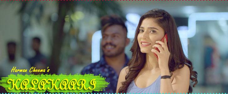 Kalakaari lyrics by Harman Cheema
