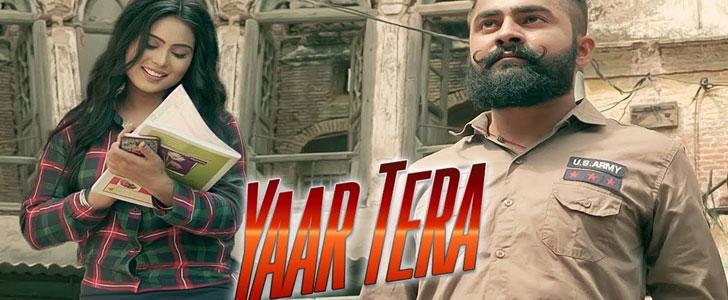 Yaar Tera lyrics by Chandan Rana