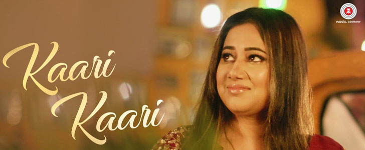 Kaari Kaari lyrics by Payal Dev, Arko