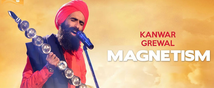 Magnetism lyrics by Kanwar Grewal