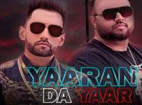 Yaaran Da Yaar Lyrics by Harf Cheema
