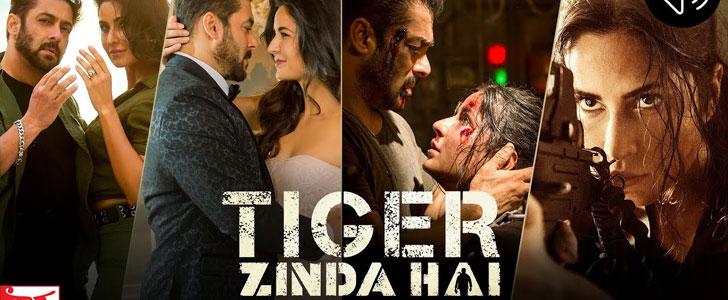 Daata Tu lyrics from Tiger Zinda Hai