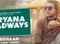 Haryana Roadways Lyrics by Pardhaan