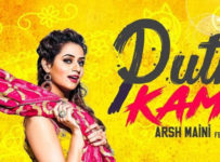 Puthe Kamm Lyrics by Arsh Maini