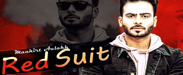 Red Suit lyrics by Mankirt Aulakh