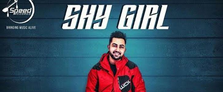 Shy Girl lyrics by Dilpreet Ford