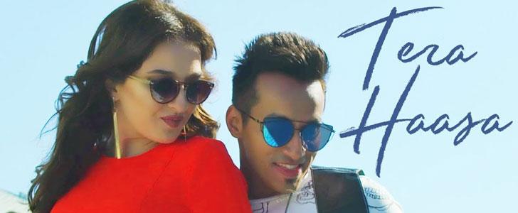 Tera Haasa lyrics by Harshit Tomar
