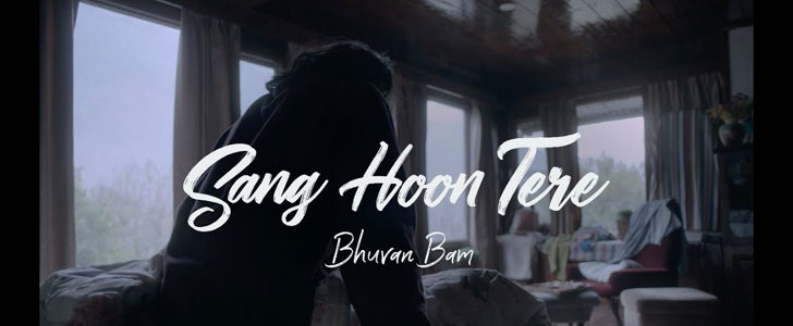 Sang Hoon Tere lyrics by Bhuvan Bam