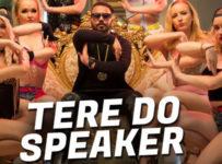 Tere Do Speaker Lyrics by Mr Joker