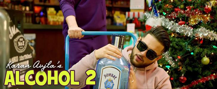 Alcohol 2 lyrics by Karan Aujla