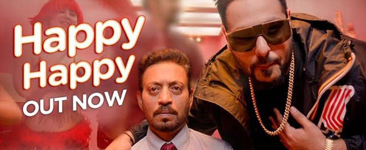 Happy Happy lyrics by Badshah, Aastha Gill