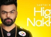 High Nakhre Lyrics by Sarthi K