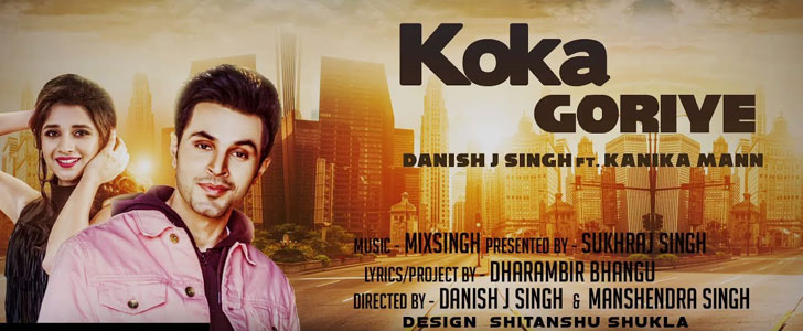 Koka Goriye lyrics by Danish J Singh