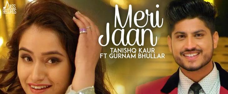 Meri Jaan lyrics by Tanishq Kaur