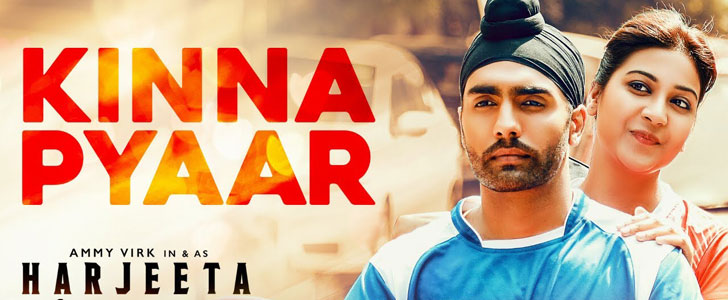 Kinna Pyaar lyrics by Mannat Noor