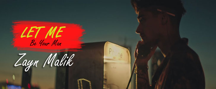 Let Me lyrics by Zayn Malik