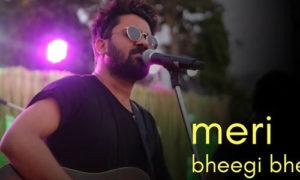 Meri Bheegi Bheegi Si Lyrics by Rahul Jain