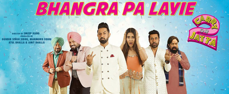 Bhangra Pa Laiye lyrics by Gippy Grewal