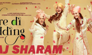 Laaj Sharam Lyrics from Veere Di Wedding