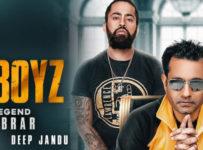 My Boyz Lyrics by Raj Brar