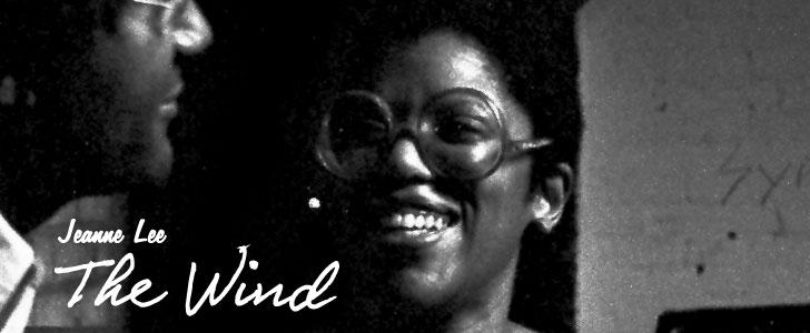 The Wind lyrics by JeanneLee