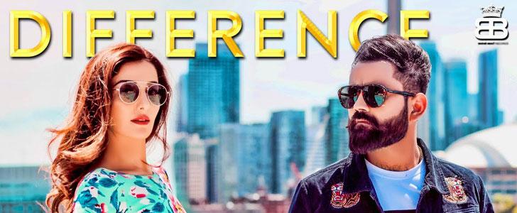 Difference lyrics by Amrit Maan