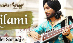 Nilami Lyrics by Satinder Sartaaj