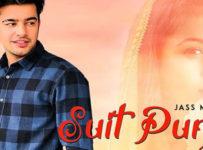 Suit Punjabi Lyrics by Jass Manak