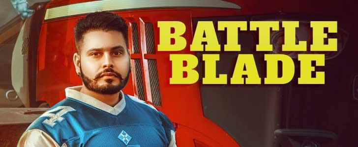 Battle Blade lyrics by Lavi Jandali