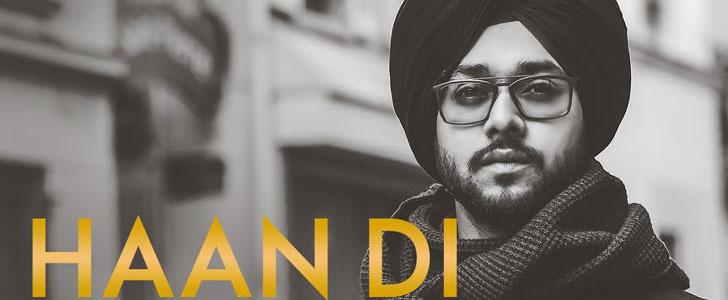 Haan Di lyrics by Ravmaan