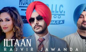 Iltaan Lyrics by Rajvir Jawanda